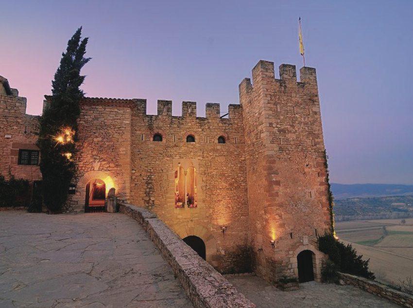 Castillos de Lleida. El castillo.
