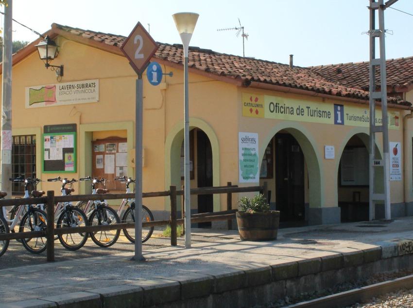 Oficina de Turisme de Subirats