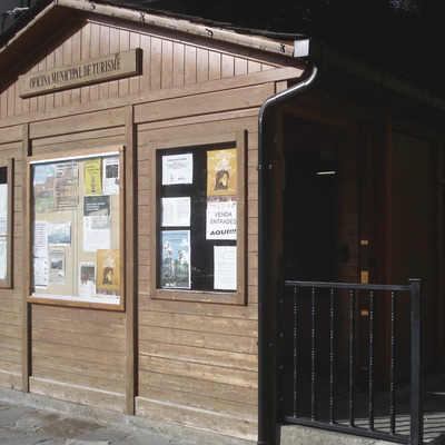 Oficina de Turisme d'Esterri d'Àneu