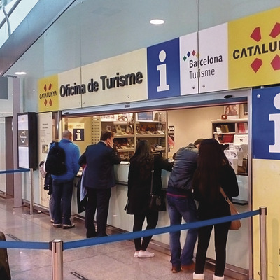 Oficina de Turismo del Aeropuerto de Barcelona