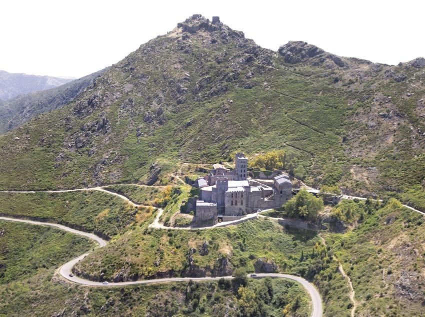 Monasterio de Sant Pere de Rodes  (Miguel Angel Alvarez)