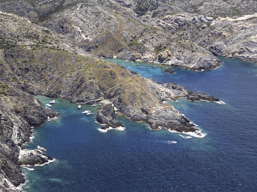 Cala del Golfet in Cap de Creus.