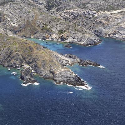 Cala del Golfet en el Cabo de Creus  (Miguel Angel Alvarez)