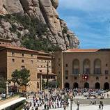 Barcelona, Sant Benet, Montserrat i Caves Codorniu