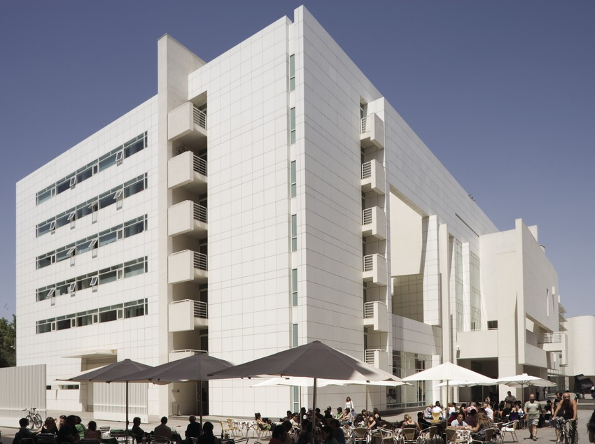 Museu d'Art Contemporani de Barcelona (MACBA).  (Nano Cañas)