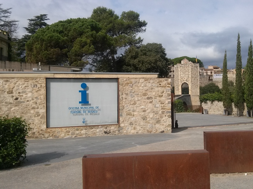 Oficina de turisme de Besalú