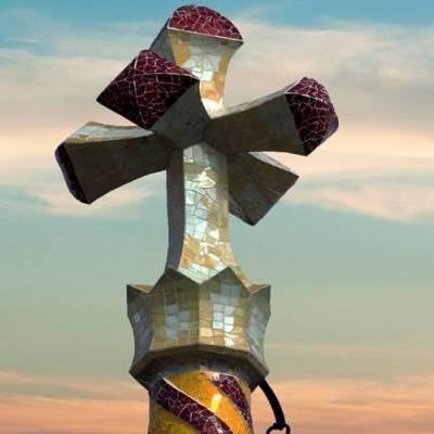 Creu Modernista Casa Batlló