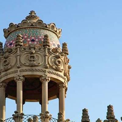 Torre de la Casa Lleó Morera
