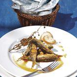 Peix blau en el restaurant Marabú de Sant Feliu de Guíxols (Ajuntament de Sant Feliu de Guíxols)
