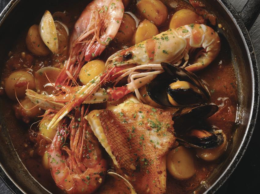 Suquet de peix (Ajuntament de Blanes)