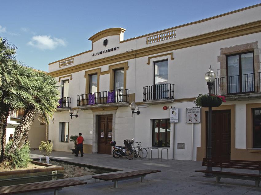 Ayuntamiento de Calella (Ajuntament de Calella)
