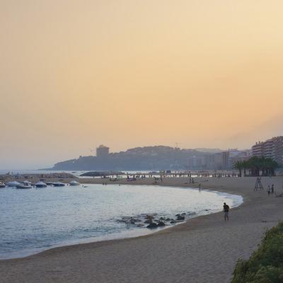 Playa de Calonge (Ajuntament de Calonge)