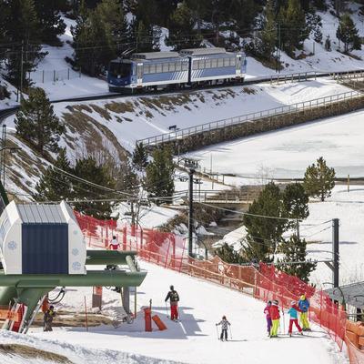 Estació d'Esquí de la Vall de Núria (Marc Gasch)