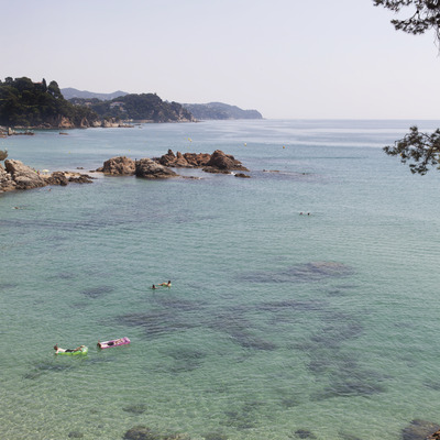 Playa Treumal de Blanes (Ajuntament de Blanes)