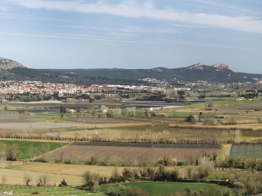 Panoràmica del municipi de Torroella de Montgrí (Ajuntament de Torroella de Montgrí)