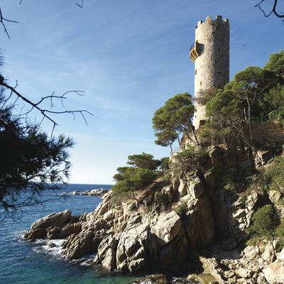 Camino de Ronda. Calonge (Ajuntament de Calonge)