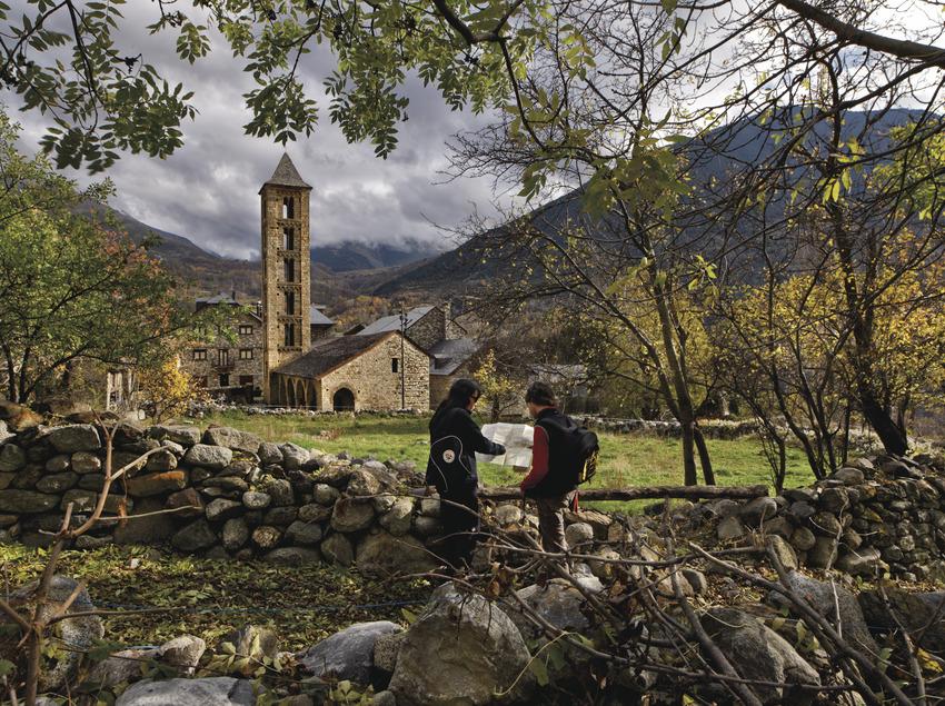 Església romànica de Santa Eulàlia d'Erill la Vall, segles XI i XII. Patrimoni Mundial (Unesco) (Ajuntament de la Vall de Boí)