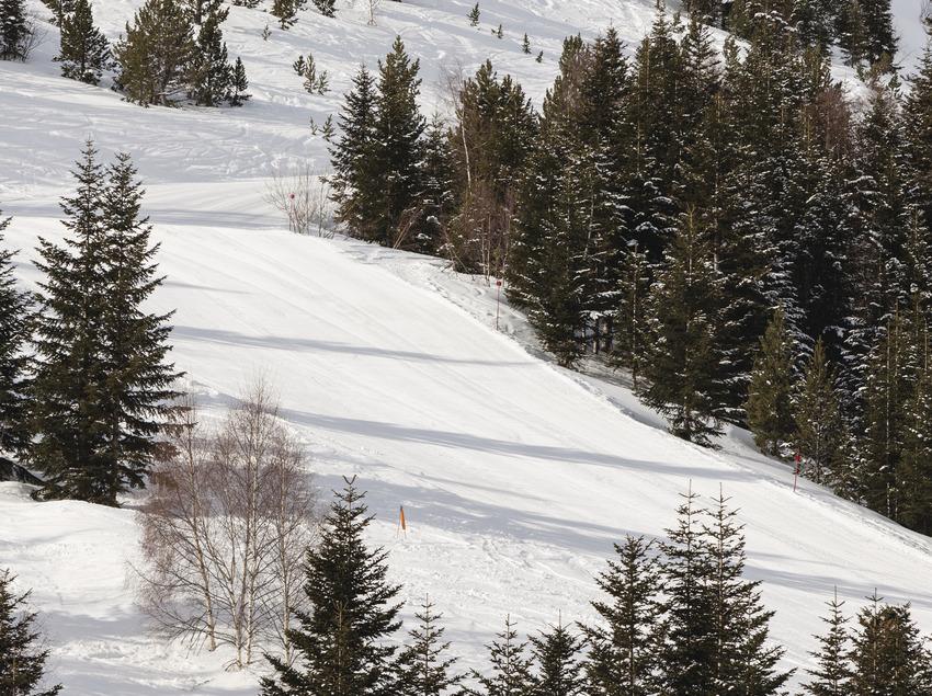 Estació d'Esquí de Tavascan