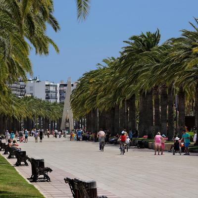 Passeig Jaume I de Salou (Ajuntament de Salou)