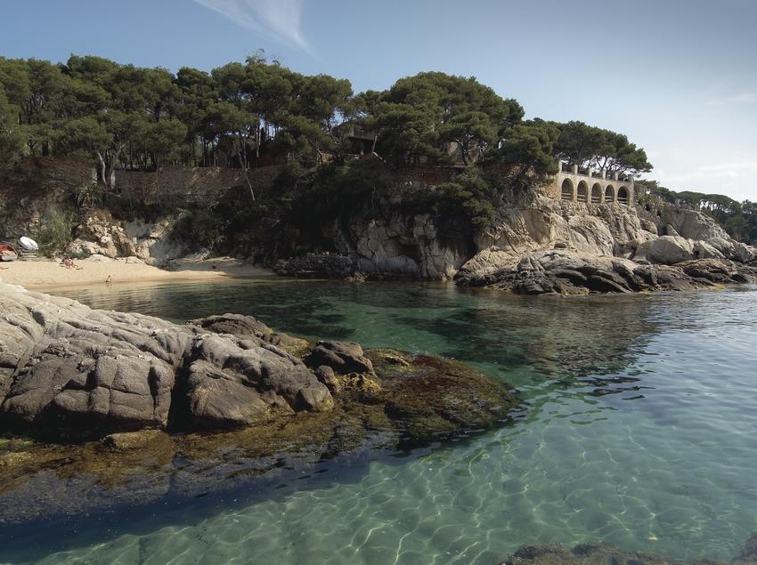 Camí de Ronda a platja d'Aro (Ajuntament de Castell-Platja d'Aro)