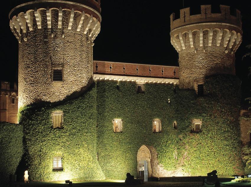 Night view of the Casino