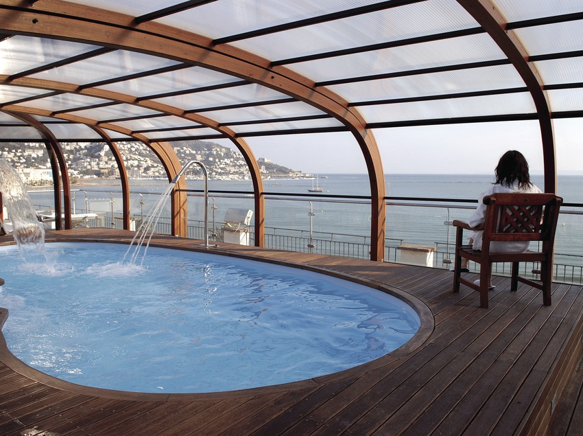 Spa des Hotels Terraza in Roses.