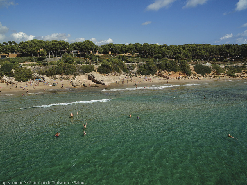 Playa Llarga de Salou, Tarragona (Ajuntament de Salou)