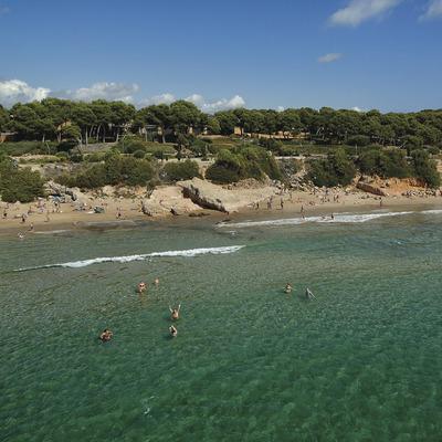 Platja Llarga. Salou, Tarragons, Tarragona . (Ajuntament de Salou)