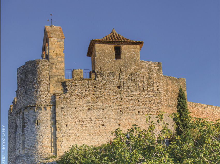 Castell de Calafell (Ajuntament de Calafell)