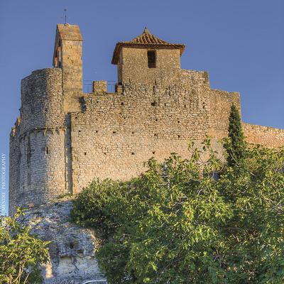 Castillo de Calafell (Ajuntament de Calafell)