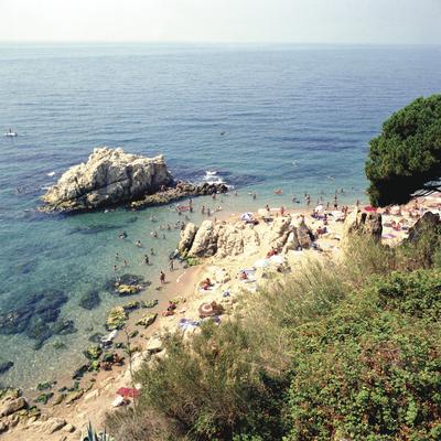 Cala en Calella (Ajuntament de Calella)