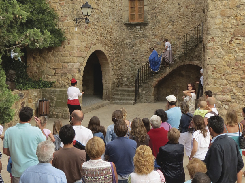 . (Ajuntament de Castell-Platja d'Aro)