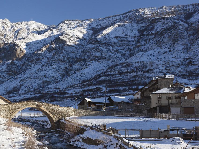 Estació d'Esquí d'Espot Esquí (Marc Gasch Marc Gasch)