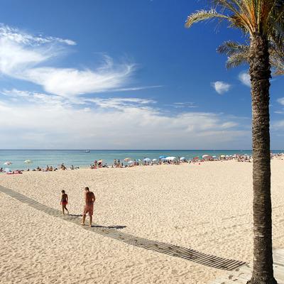 Playa de Malgrat de Mar (Ajuntament de Malgrat)