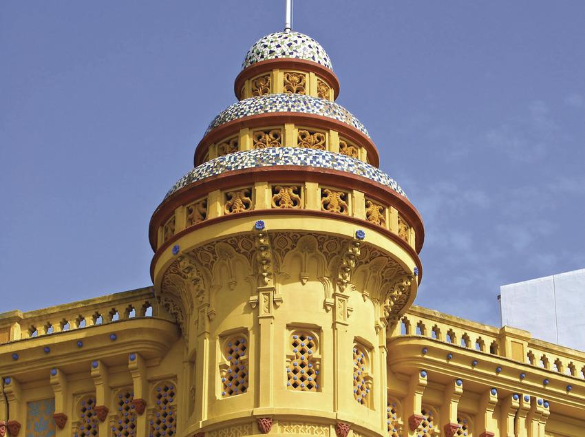 St. Feliu de Guíxols, casino la Constancia . (Ajuntament de Sant Feliu de Guíxols)