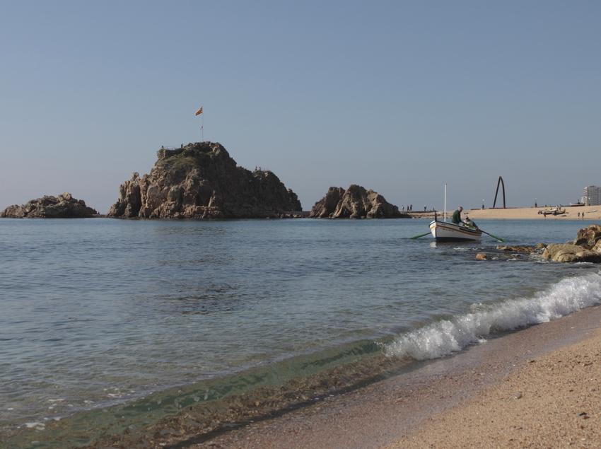 Playa Sa Palomera de Blanes (Ajuntament de Blanes)
