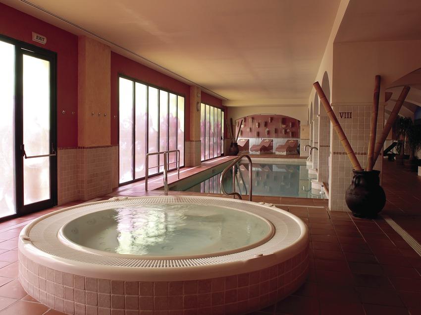 Spa del hotel Golf Wine Spa Peralada.
