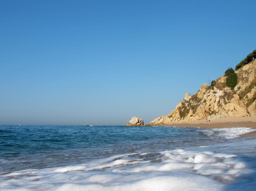 Playa de Calella (Ajuntament de Calella)