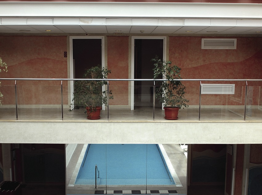 Hotel Termes de Montbrió  (Tina Bagué)
