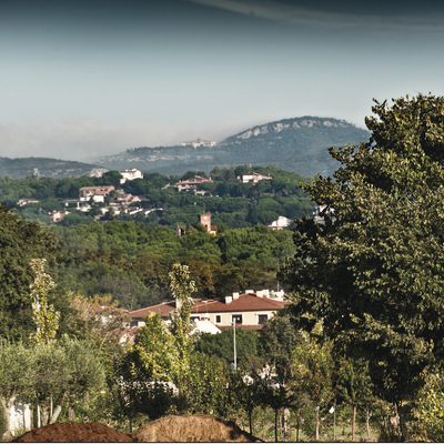 Vista del municipio de Santa Eulàlia de Ronçana (Ajuntament de Santa Eulàlia de Ronçana)