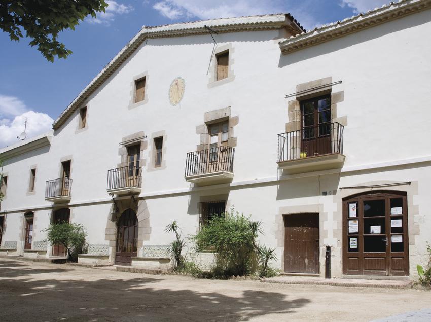 Masia Celler de Carrencà en Martorelles (Ajuntament de Martorelles)