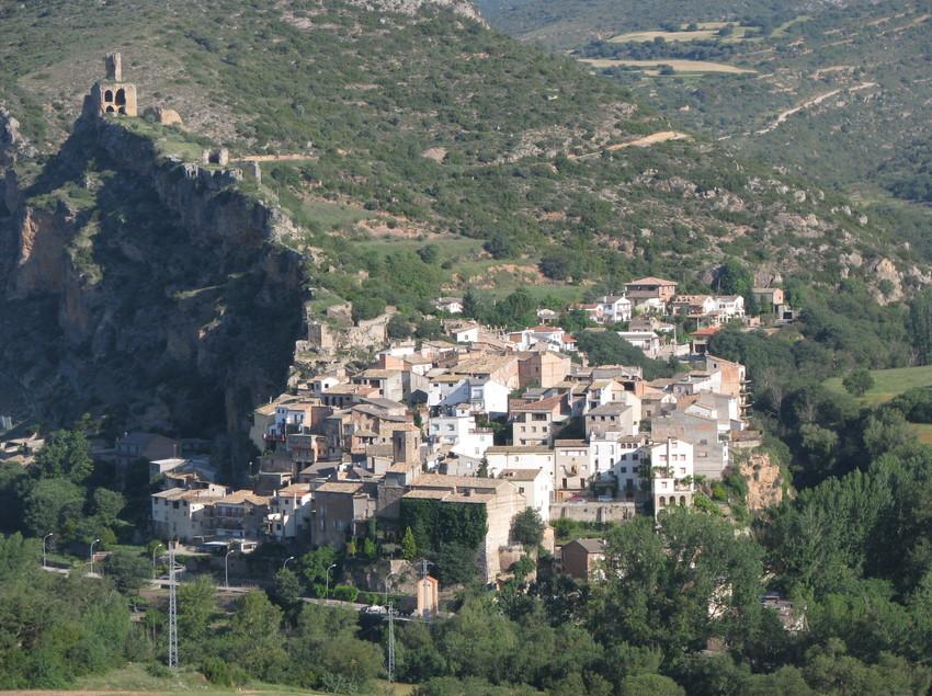 Vistes del municipi d'Alòs (Lluís Soldevila)