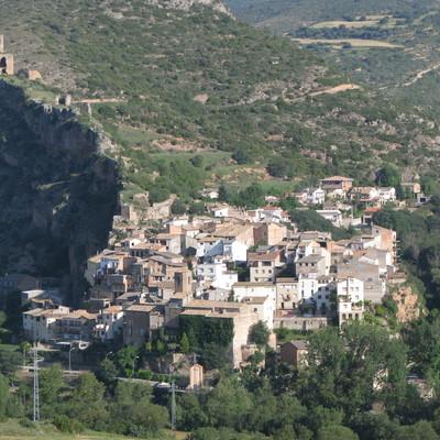 Vistas del municipio de Alòs (Lluís Soldevila)