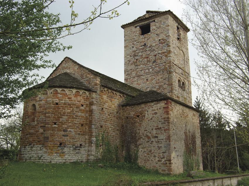 Església parroquial, romànica, de Sant Sadurní d'Osormort (Ajuntament de Sant Sadurní D'Osormort)