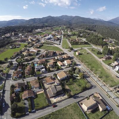 Vistes del poble de Sant Pere de Vilamajor (Ajuntament de Sant Pere de Vilamajor)