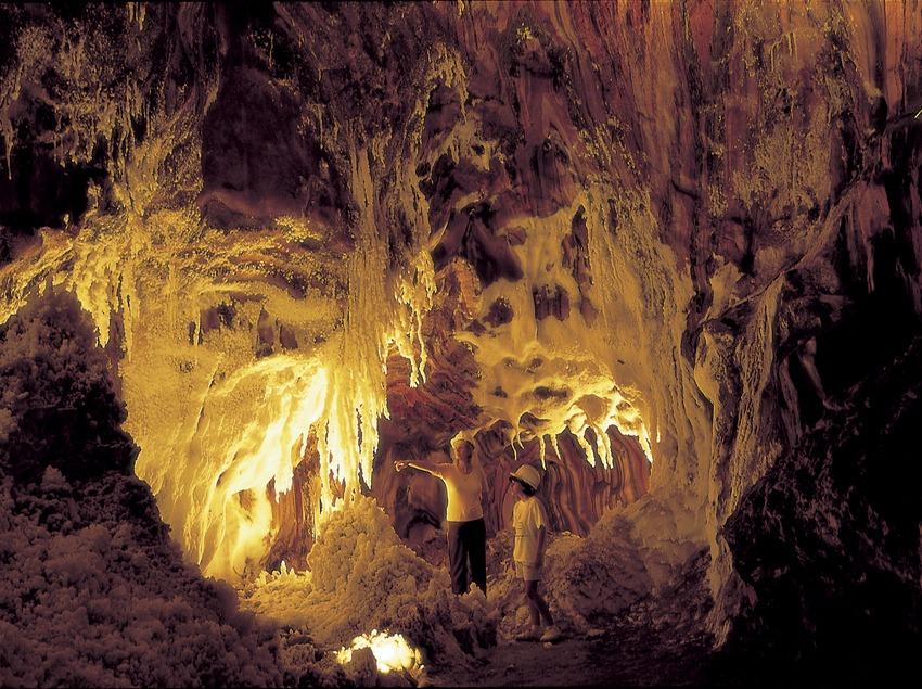 Catalogne centrale. Mine de sel de Cardona  (Turismo Verde S.L.)