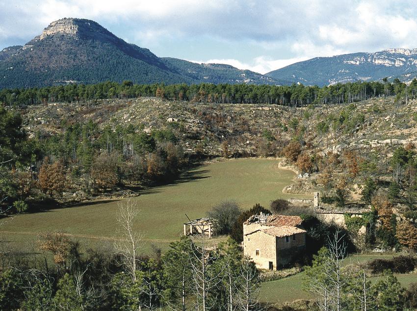 Vistas del pueblo de Espunyola (Ajuntament de l'Espunyola)