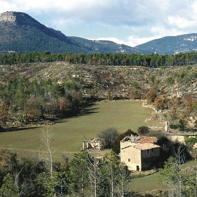 Vistes del poble de l'Espunyola (Ajuntament de l'Espunyola)