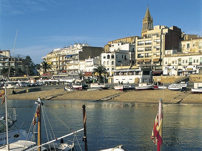 Embarcador al port  (Turismo Verde S.L.)