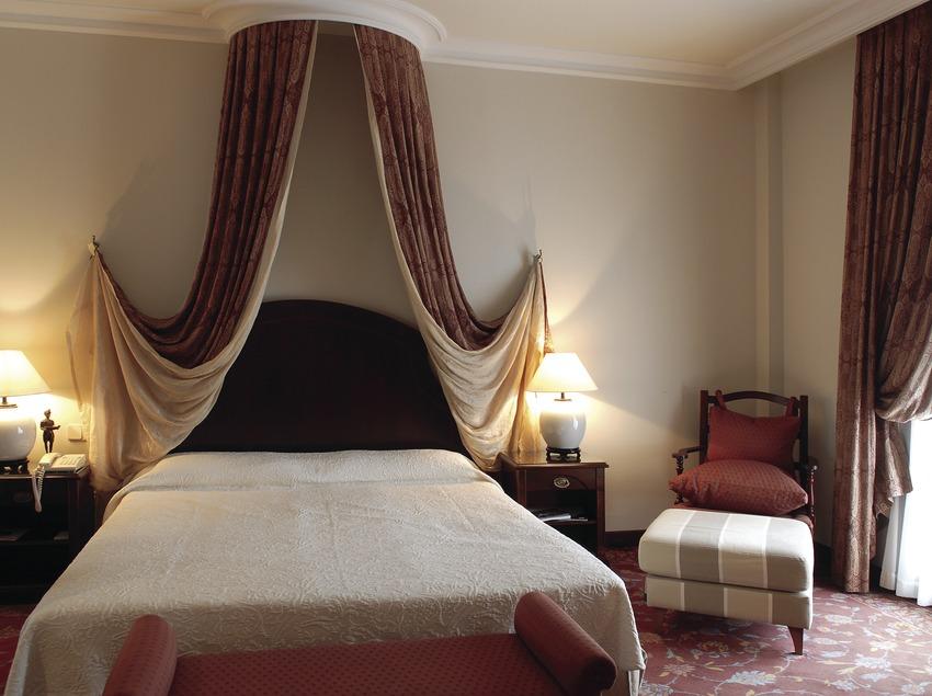Instalaciones termales del hotel Termes de Montbrió.  (Tina Bagué)